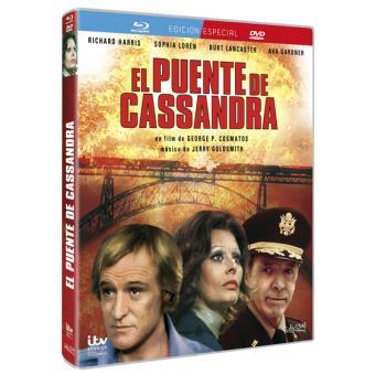 El puente de Cassandra - Blu-Ray + DVD