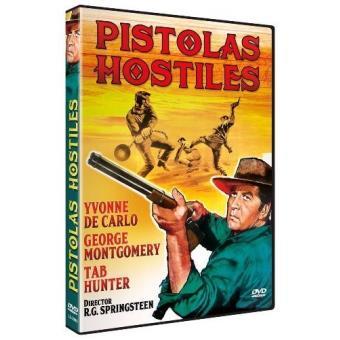 Pistolas hostiles - DVD