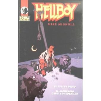 Hellboy 6: El tercer deseo + El asombroso cabeza de tornillo