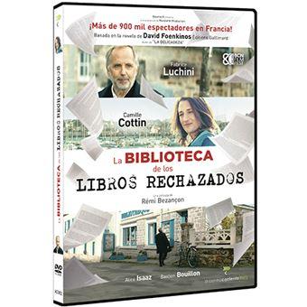 La biblioteca de los libros rechazados - DVD