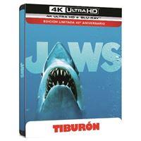 Tiburón - Steelbook UHD + Blu-ray