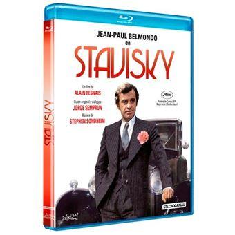 Stavisky - Blu-Ray