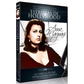 Pack Estrellas de Hollywood: Anna Magnani - DVD