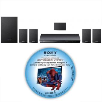 Sony BDVE190 HC BluRay 5.1 + Spiderman