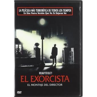 El Exorcista: El montaje del director - DVD