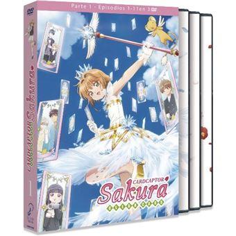 Card Captor Sakura Clear Card - Episodios 1-11 - DVD