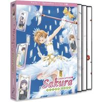 Card Captor Sakura Clear Card - Episodios 1-11 - DVD