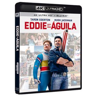 Eddie el Águila - UHD + 2D