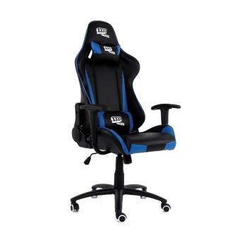 Silla Gaming 1337 Industries GC757SP Negro / Azul