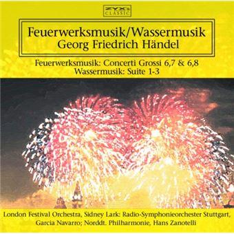 Feuerwerksmusik /..