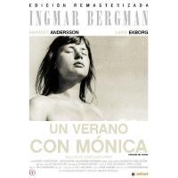 Un verano con Mónica - DVD