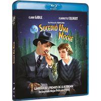 Sucedió una noche - Blu-ray
