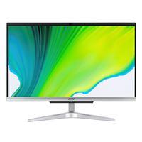 Todo en Uno Acer Aspire C24-963 24'' 256GB Plata/Negro