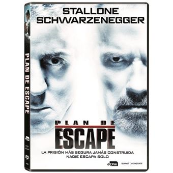 Plan de escape - DVD