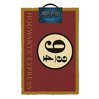 Felpudo Harry Potter - Plataforma 9 3/4 Howarts Express