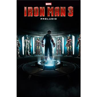 Marvel Cinematic Collection 3 - Iron Man - Preludio