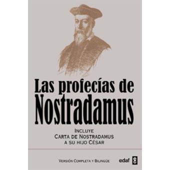 Las profecías de Nostradamus