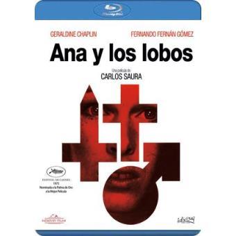 Ana y los lobos - Blu-Ray