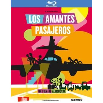 Los amantes pasajeros - Blu-Ray