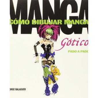 Cómo dibujar manga gótico paso a paso