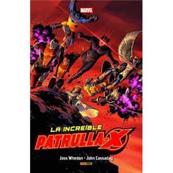 La Increíble Patrulla X-2 Marvel Integral