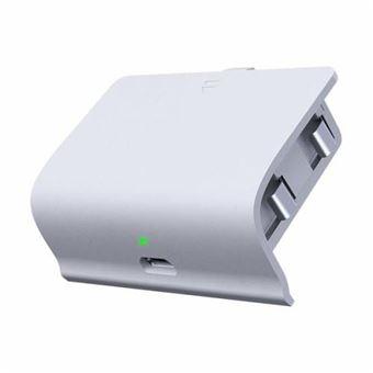 Batería Gioteck BP2S recargable Blanco para Xbox One S