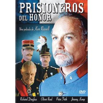 Prisioneros del honor - DVD