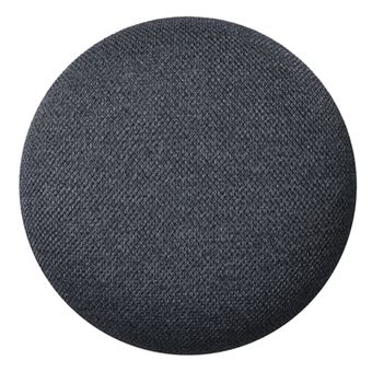 Altavoz Inteligente Google Nest Mini 2ª Generación Carbón