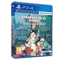 Atrapado en el tiempo - De Tal Palo Tal Astilla PS4 VR