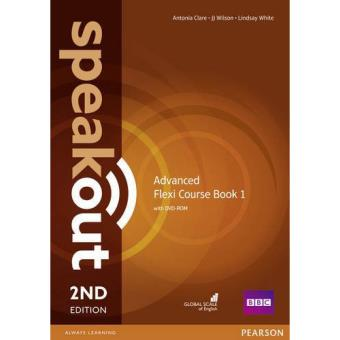 Speakout. Advanced Flexi Coursebook 1 (Segunda Edición, Contiene DVD)