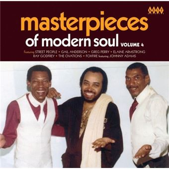Masterpieces Of Modern Soul Vol
