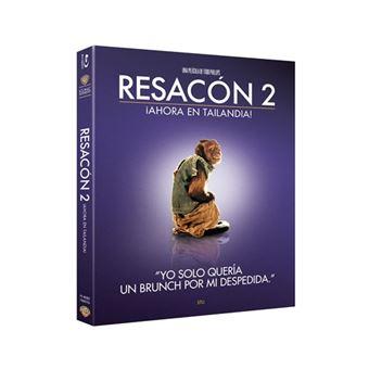 Resacón 2 ¡Ahora en Tailandia!  Ed Iconic - Blu-Ray