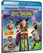 Hotel Transilvania 3: Unas vacaciones monstruosas - Blu-Ray