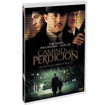 Camino a la perdición - DVD