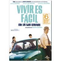 Vivir es fácil con los ojos cerrados - DVD