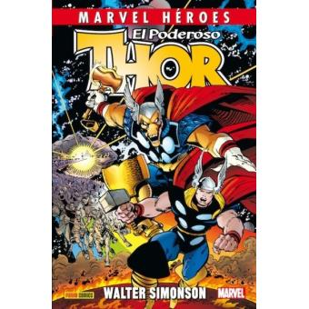 El poderoso Thor de Walter Simonson