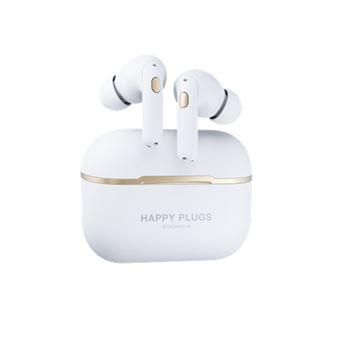 Auriculares Bluetooth Happy Plugs Air 1 Zen True Wireless Blanco