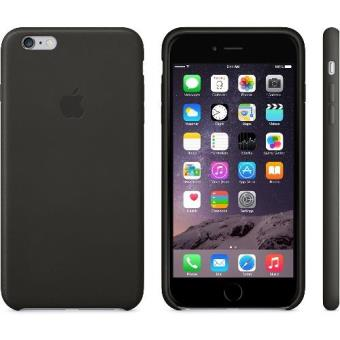 funda iphone 6 plus cuero