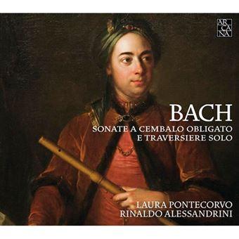 Bach - Sonate a Cembalo Obligato e Traversiere Solo
