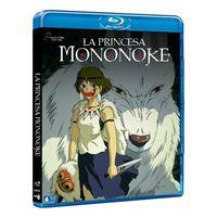 La princesa Mononoke - Blu-Ray