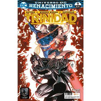 Batman/Wonder Woman/Superman: Trinidad núm. 09 (Renacimiento)