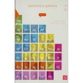 Qu micos y qu mica jos luis de los r os 5 en libros for Resumen del libro quimica en la cocina