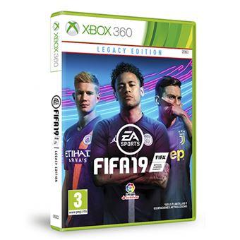FIFA 19 Legacy Edition XBox 360