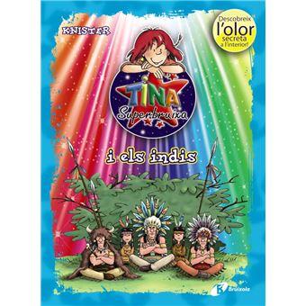 Tina Superbruixa i els indis - ed. COLOR
