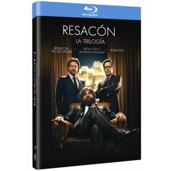 Pack Resacón: La trilogía - Blu-Ray