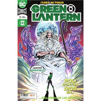 Green Lantern Núm. 85 grapa