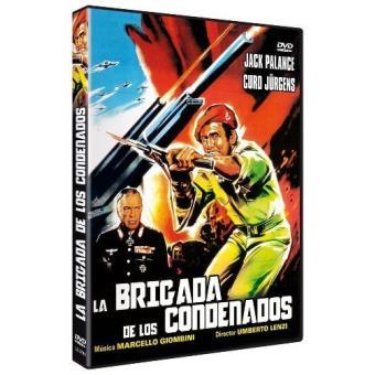 La Brigada de los Condenados -  DVD