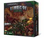 Zombicide: Dark side - Tablero