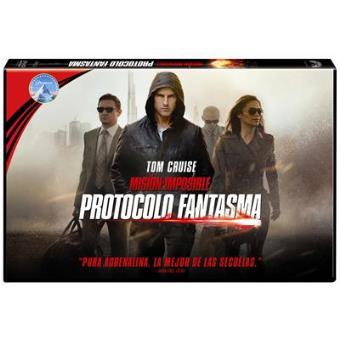 Misión imposible 4: Protocolo fantasma - DVD Ed Horizontal