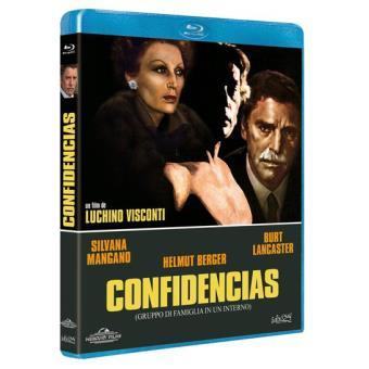Confidencias - Blu-Ray